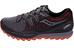 saucony Xodus Iso 2 GTX Running Shoes Men Gray/Red